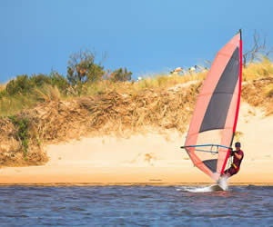 Wind Surfing United Kingdom