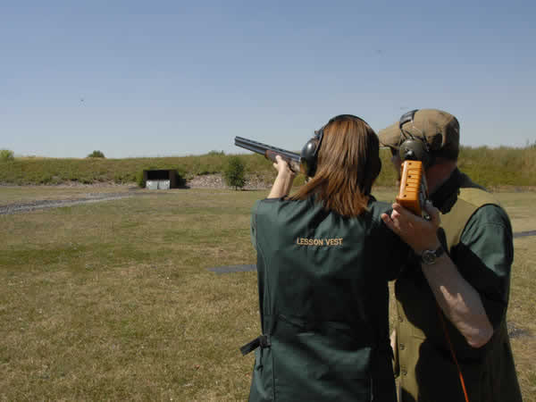 Clay Pigeon Shooting Tunbridge Wells, Kent